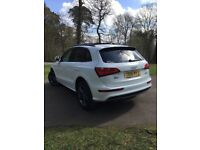 Audi Q5 sline + one owner from new*
