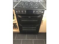 Black belling cooker professionally cleaned