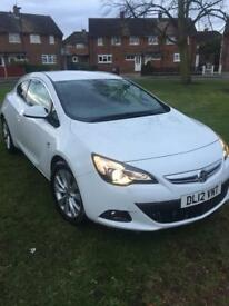 Vauxhall Astra 2.0 gtc cdti £7250
