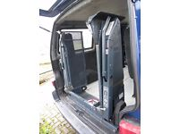 Wheelchair Lift for Vans Ricon 1231