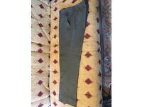 Men's smart Trousers, 34 waist, 31 leg