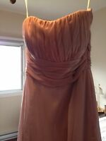 Robe de soirée ou de bal / elegant evening or prom dress
