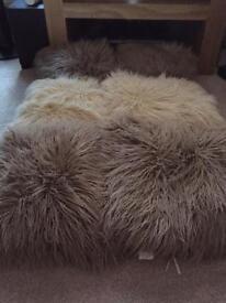 Mongolian cushions