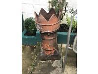 Antique Chimney Crown