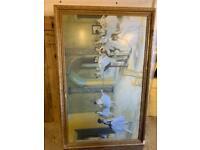 Large Vintage Gold Frame / Picture
