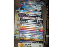 Box of 24 dvds