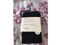Maternity tights mothercare size small