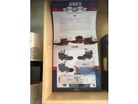 Corgi 1/50 Box set Gibbs of Fraserburgh