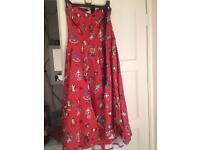 Hell bunny dress size 10