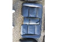 Vauxhall Astra coupe black leathers