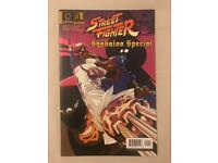 STREET FIGHTER SHADOWLOO SPECIAL COMIC FIRST PRINT #1