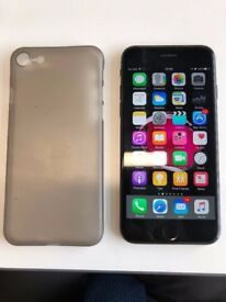Apple iPhone 7 - 128GB - Black (Unlocked) Smartphone (RRP £639.00 - Currys)