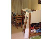 Child midi cabin bed