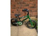 "Kids 14"" wheel Raleigh Sunbeam bike"