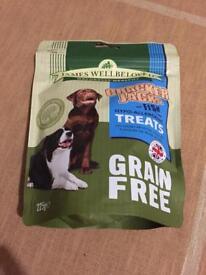 James Wellbeloved Grain FreeCracker Jacks