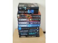 16 Hardback books - excellent condition