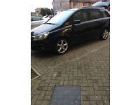 Vauxhall zafira Sri 1.8