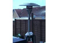 Heavy Duty Patio Heater Full Working Order order