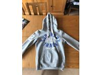 Superdry track and field hoodie