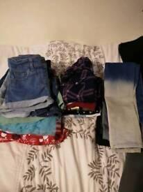 20 items Girls age 4-6 clothes bundle