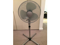 Free standing pedastal fan... great condition