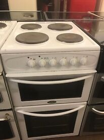 50CM WHITE BELLING ELECTRIC COOKER