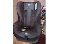 Britax child car seat 0-1