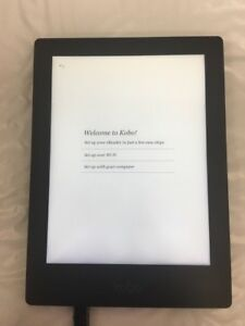 Kobo aura hd e-reader