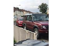 Land Rover discovery 2 x2
