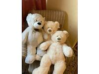 Teddy bears brand new with tag/ only one left