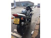 Honda VTR1000F motorbike