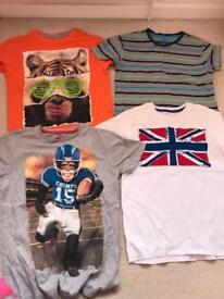Age 9-10 tshirts