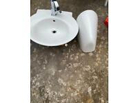 Ideal standard sink