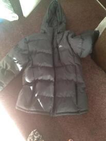 Trespass warm comfy jacket size medium to large