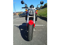 Cagiva Raptor 1000cc Only 4860 miles from new!!! Swap for old HD Sportster or Trail / Enduro bike
