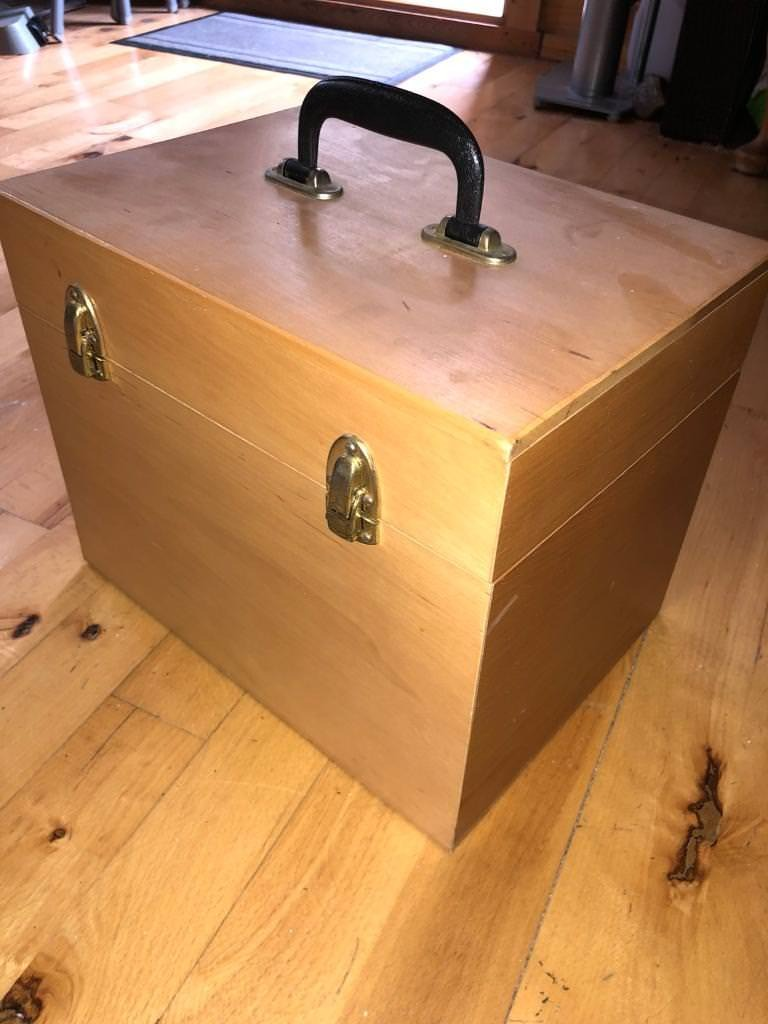 Essential Oil Storage Box In Beech Wood In Clydebank West Dunbartonshire Gumtree