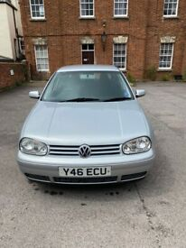 image for Volkswagen, GOLF, Hatchback, 2001, Manual, 1781 (cc), 5 doors