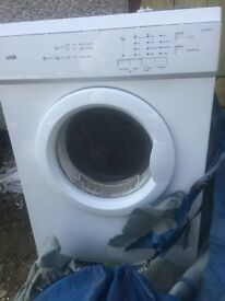 Large drum tumble dryer for spare or repair