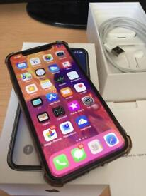 iPhone X 256gb Space Grey Unlocked