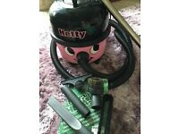 My amazing women cleaner,,Hetty Hoover excellent condition.