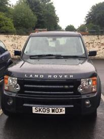 Land Rover Discovery 3, sat nav,leather, full LR service history