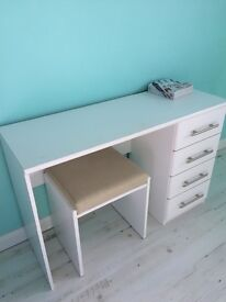 Normandy Argos Dressing Table and Stool