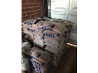 65X ROCK SALT 10KG bags