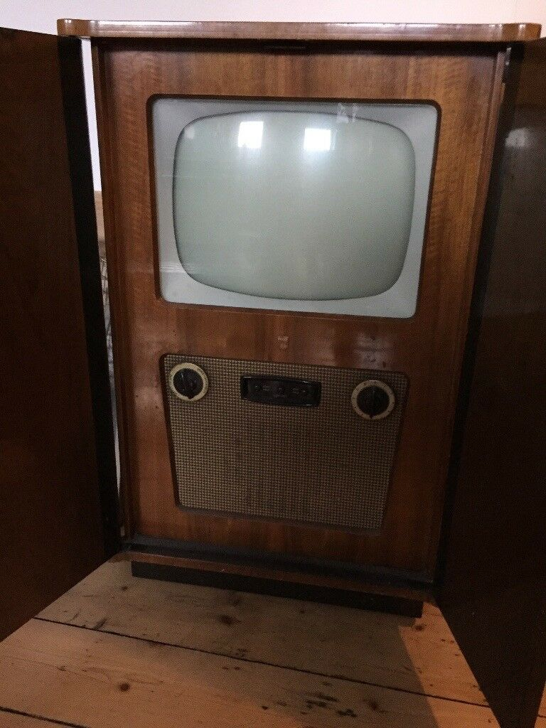 Ekco 1950s Vintage Tv In West End Glasgow Gumtree