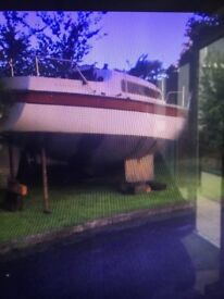 Virgo voyager 23 yacht