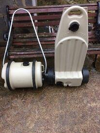 Aqua roll water Barrel
