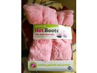 Hot boots