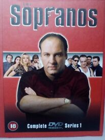 SOPRANOS DVD BOXSET