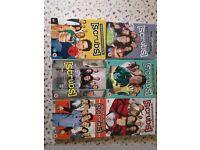 Scrubs DVD Boxsets series 1 2 3 4 5 and 6