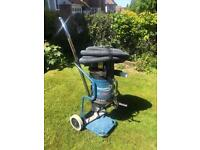 Dustcontrol DC2900 Eco dust extraction unit/vacuum cleaner industrial site workshop RRP £1400!